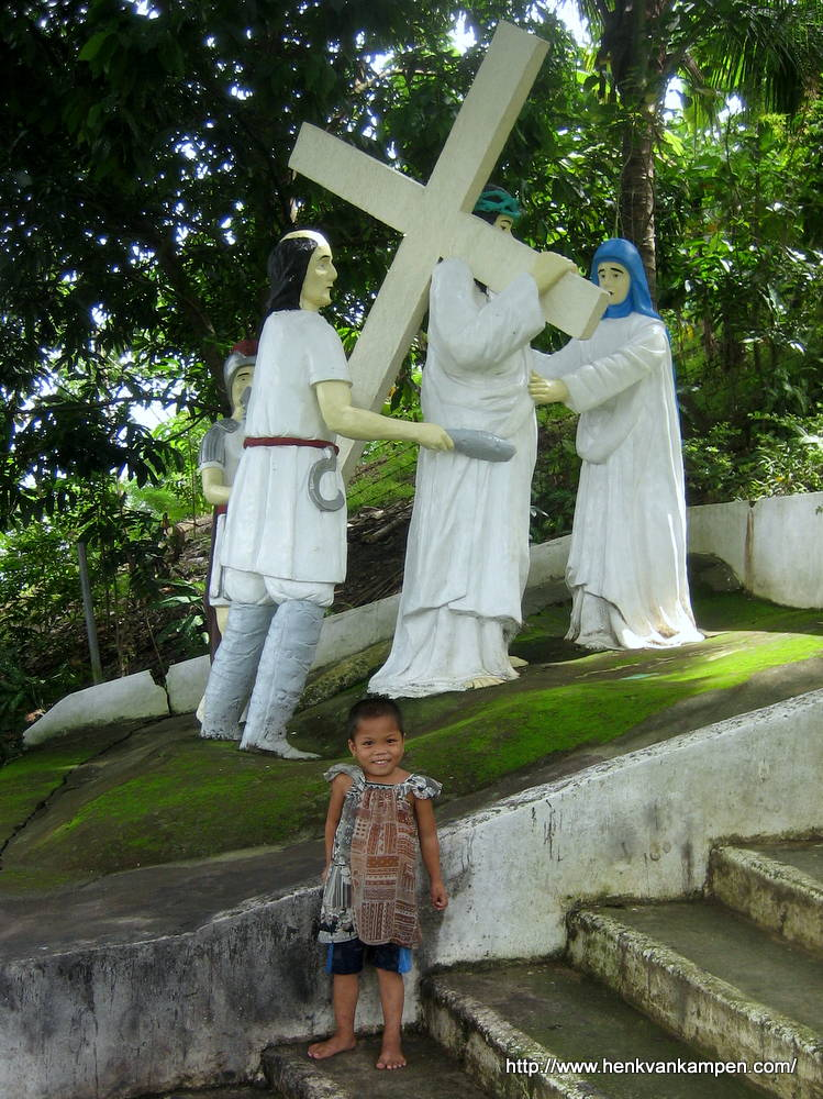 Jesus meets His Mother - Stations of the Cross, Tacloban City